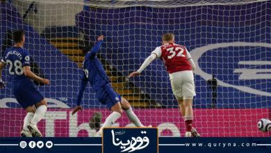 Photo of أرسنال يهزم تشيلسي ويشعل التنافس على بطاقة التأهل لدوري الأبطال