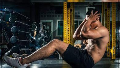 Photo of تمرين اليوم  تمارين رياضية لشد عضلات البطن للرجال