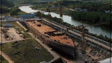 "Photo of سفينة ""تايتانيك"" تظهر مجددا في الصين"