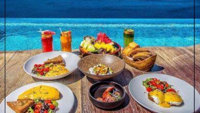 """Photo of """"قورينا"""" اختارت لكم سفرة إفطار رائعة بأحد شواطئ اليونان"""