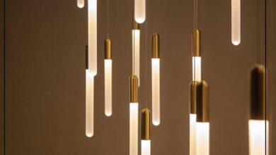 Photo of قورينا اختارت لكم مجموعة من الأفكار لإضاءات السلم الداخلي لمنزلك