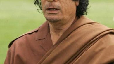 Photo of القائد الشهيد معمر القذافي