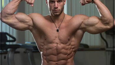 Photo of قورينا أختارت لكم مجموعة من التمارين لتقوية عضلات الذراعين