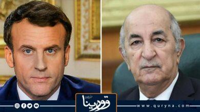 Photo of تبون وماكرون يتفقان على المساعدة فى تنظيم الانتخابات الليبية لاجرائها فى أحسن الظروف