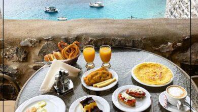 "Photo of ""قورينا"" اختارت لكم سفرة فطور مميزة بأحد الفنادق باليونان"
