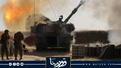 Photo of الكيان الصهيوني يقصف بالدبابات مناطق في قطاع غزة