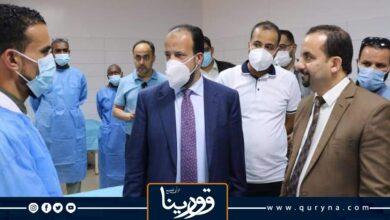 Photo of وزير الصحة يوجه بإنشاء فرع للإمداد الطبي في سرت