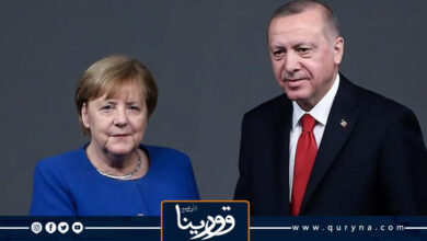 Photo of ميركل لـ أردوغان: انسحاب المرتزقة من ليبيا إشارة مهمة