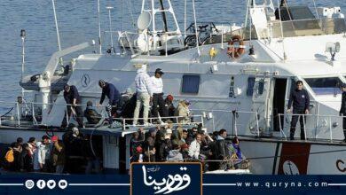 Photo of المنظمة الدولية للهجرة: فقدان 17 مهاجرا غرق قاربهم القادم من ليبيا قبالة سواحل تونس