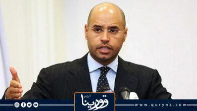 Photo of بن سودا تطالب الدكتور سيف الإسلام معمر القذافي بتسليم نفسه للمحكمة الجنائية الدولية