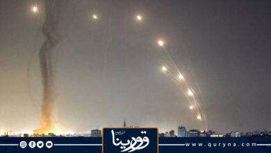 Photo of صافرات الإنذار تدوي بالكيان الصهيوني على الحدود مع لبنان وسماع دوي انفجارات