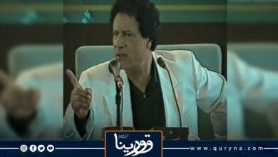 Photo of المواقف التحريضية للقائد الشهيد معمر القذافي من أجل تحرير فلسطين العربية المحتلة