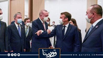 """Photo of ماكرون: أردوغان عازم على سحب المرتزقة من ليبيا """"في أقرب وقت"""""""