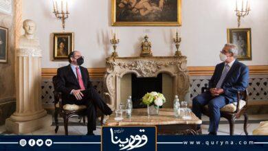 Photo of النمسا ومالطا تبحثان سبل تحقيق الاستقرار في ليبيا