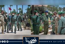 Photo of «تاونسند» و «الحداد» يناقشان ضرورة انسحاب القوات الأجنبية وتوحيد المؤسسات العسكرية الليبية