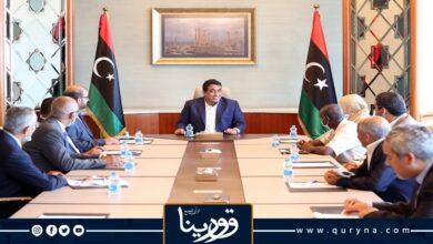 Photo of «المنفي» و «الأعلى للإخوان» يناقشان ملف الاستحقاقات المقبلة