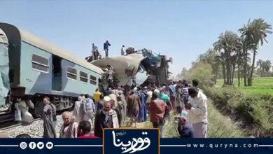 Photo of مصر: إصابات في تصادم قطارين بالإسكندرية