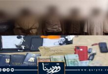 Photo of القبض على شبكة متخصصة في تهريب البشر ببنغازي