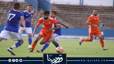 Photo of الدوري الليبي الممتاز.. المحلة يتعادل مع الخمس بهدفين لمثلهما
