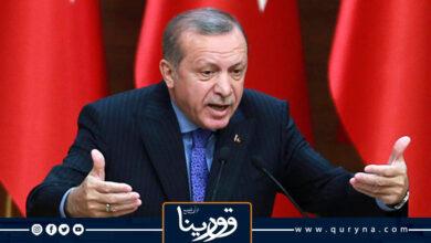 Photo of أردوغان يزعم أن تضامن بلاده مع ليبيا سبب فتح الطريق أمام وقف إطلاق النار
