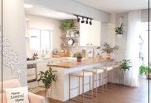 """Photo of """"قورينا"""" أختارت لكم مجموعة من الأفكار المميزة ل""""open kitchen """""""