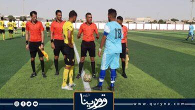 Photo of بثنائية نظيفة.. نجوم إجدابيا يفوز على الصداقة في الدوري الليبي الممتاز