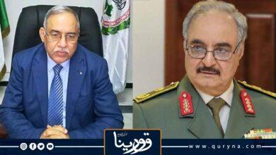 """Photo of عضو مجلس الأمة الجزائري: حديث المدعو """"حفتر"""" على الحدود الجزائرية أخطأ المكان وليبيا قد تكون مهددة من أماكن أخرى"""