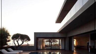"""Photo of """"قورينا""""أختارت لكم تصميم مميز لمنزل عصري جديد"""