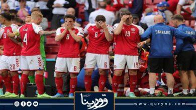 "Photo of إنتر ميلان الإيطالي يكشف حقيقة إصابة لاعبه الدنماركي ""إريكسن"" بكورونا"