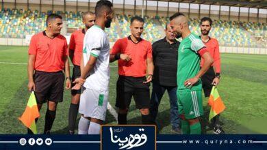 Photo of الدوري الليبي الممتاز.. خليج سرت يفوز على الأنوار بهدف نظيف