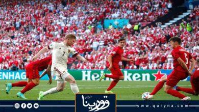 Photo of يورو 2020 .. بلجيكا تتأهل لدور الـ 16 بالفوز على الدنمارك