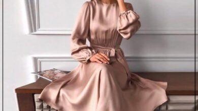 """Photo of لعشاق اللمسة الكلاسيكية""""قورينا"""" أختارت لكي مجموعة مميزة من الأزياء ذات اللمسة الكلاسيكية لمساء مميز"""