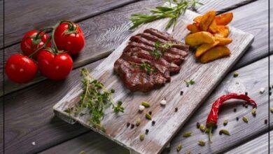 Photo of طريقة عمل ستيك اللحم بصوص الثوم للرجيم