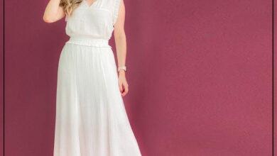"Photo of ""قورينا"" أختارت لكم مجموعة من الفساتين الصيفية لإطلالة أنثوية رقيقة"