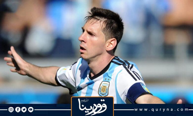 Photo of ميسي يحقق رقمًا قياسيًا في مباراة الأرجنتين وباراغواي