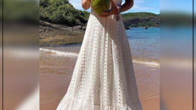 "Photo of ""قورينا"" أختارت لكم مجموعة من الإطلالات لملابس فضفاضة ومريحة تناسب فصل الصيف"