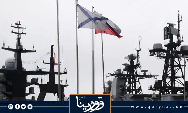 Photo of الأسطول الروسي يجري تدريبات في الجزء الأوسط من المحيط الهادئ لأول مرة في التاريخ الحديث