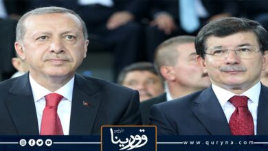 Photo of داوود أوغلو: تسرع أردوغان سياسيا وعسكريا عرض تركيا للعزلة الدولية
