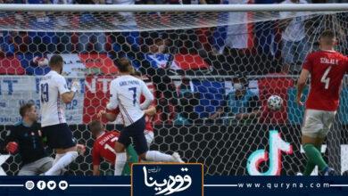 Photo of يورو 2020.. التعادل الإيجابي يحسم المواجهة المثيرة بين فرنسا والمجر