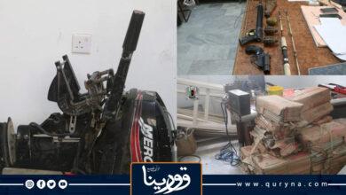 Photo of ضبط تشكيل عصابي استهدف سرقة منازل المواطنين ببنغازي