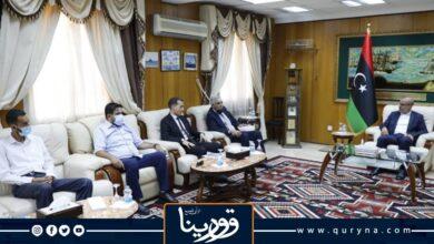 Photo of «اللافي» يشدد على ضرورة تنظيم عمل منظمات المجتمع المدني