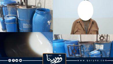 Photo of مديرية أمن بنغــازي تٌوجه ضربة قوية لتُجار الخمور