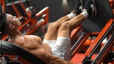 Photo of تمارين لتقوية عضلات الارجل