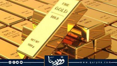 Photo of أسعار الذهب تهبط بفعل إقبال المستثمرين على الدولار