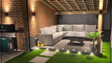 """Photo of """"قورينا"""" أختارت لكم مجموعة أفكار مميزة لجلسات هادئة بحديقة منزلك"""