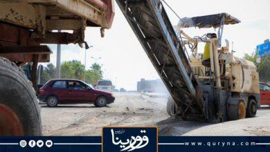 Photo of البلـدي البيضــاء يعلن ترميم شارع العروبة في الاتجاهين