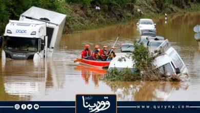 Photo of ارتفاع حصيلة ضحايا الفيضانات في أوروبا إلى 183 قتيلاً