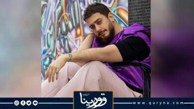 "Photo of سعد لمجرد لهاني شاكر  ""ليا الشرف الكبير يا أستاذنا نتعامل مع بعض"""