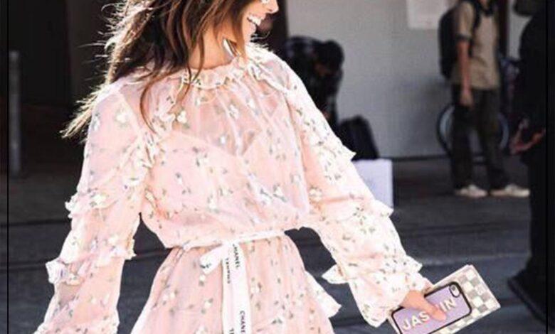 "Photo of ""قورينا"" أختارت لكم مجموعة من الفساتين القصيرة لصيف ممتع وإطلالة أنثوية مميزة"