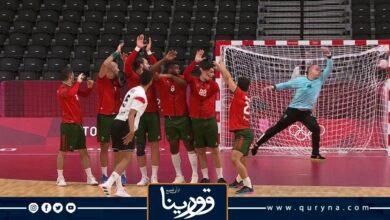 Photo of أولمبياد طوكيو.. منتخب مصر لكرة اليد يفوز على البرتغال 37/ 31
